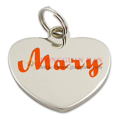 Engraved Name Pet Tags